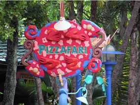 Reviews of Pizzafari at Disney's Animal Kingdom