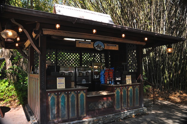Reviews of Warung Outpost at Disney's Animal Kingdom