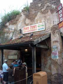 Reviews of Tamu Tamu Refreshments at Disney's Animal Kingdom