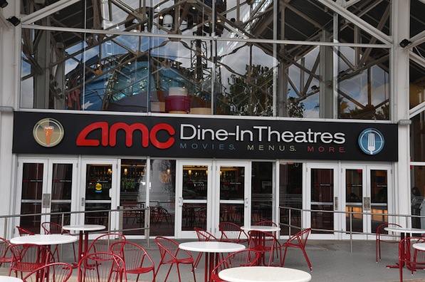 Reviews of Fork & Screen AMC Dine-In Theater at Disney Springs West Side