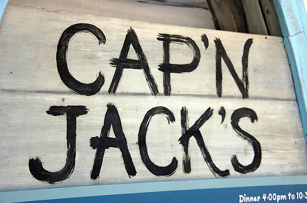 Reviews of Cap'n Jacks Restaurant at Downtown Disney Marketplace