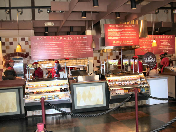 Reviews of Earl of Sandwich at Disney Springs Marketplace