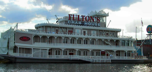 Reviews of Fulton's Crab House at Disney Springs Marketplace
