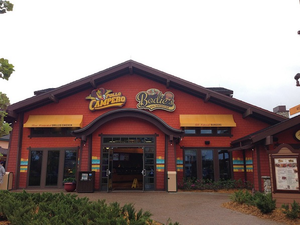 Reviews of Pollo Campero at Downtown Disney Marketplace