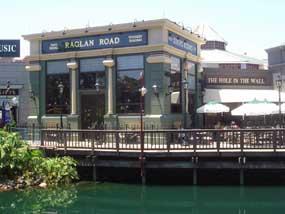 Reviews of Raglan Road Irish Pub at Disney Springs The Landing