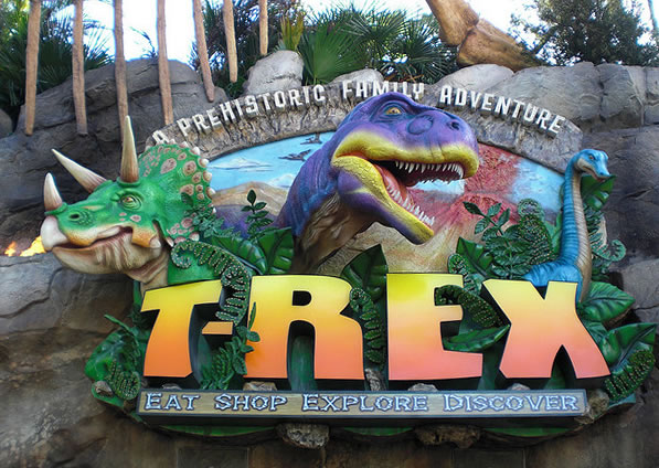 Reviews of T-Rex at Disney Springs Marketplace