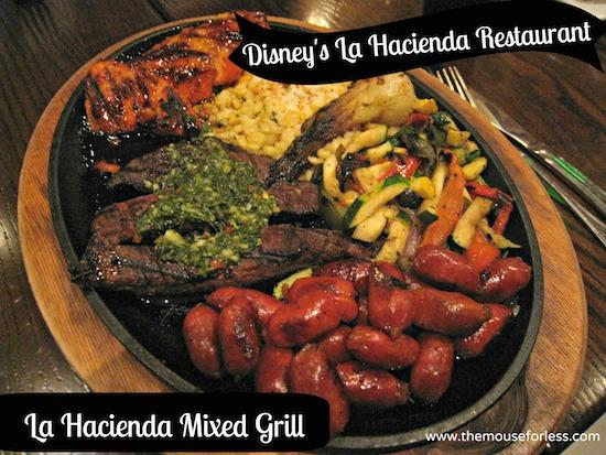 La Haciendade at Epcot World Showcase #DisneyDining #Epcot
