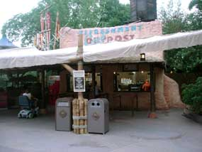 Reviews of Refreshment Outpost