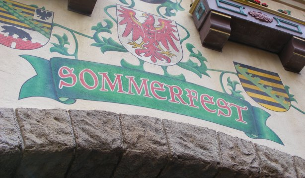Reviews of Sommerfest