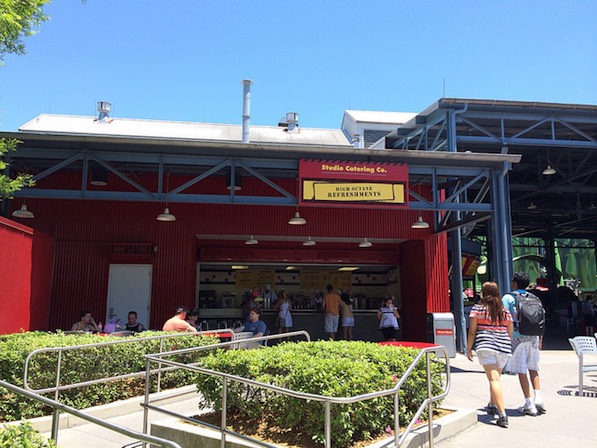 Reviews of High Octane Refreshments at Disney's Hollywood Studios