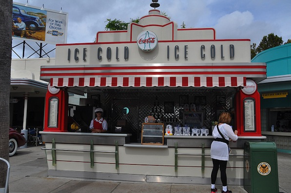 Reviews of Ice Cold Snack Stand at Disney's Hollywood Studios