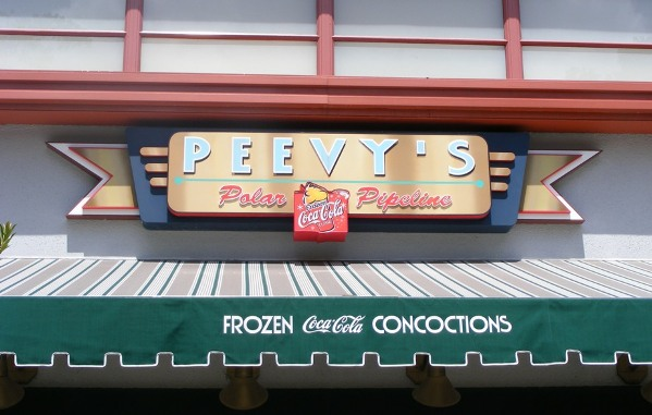 Reviews of Peevy's Polar Pipeline at Disney Studios
