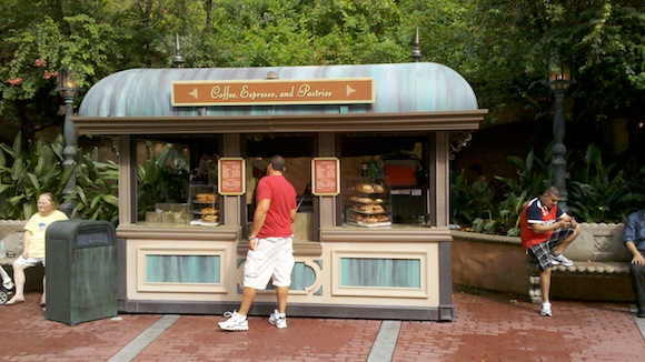 Reviews of Tower of Terror Coffee Cart at Disney Studios