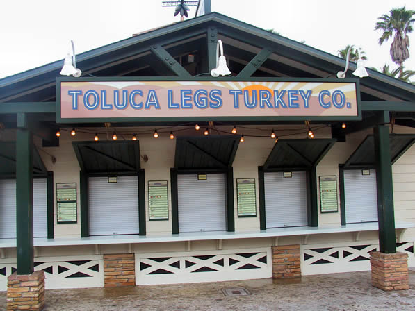 Reviews of Toluca Legs