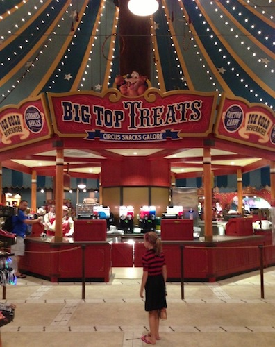 Reviews of Big Top Treats - Magic Kingdom