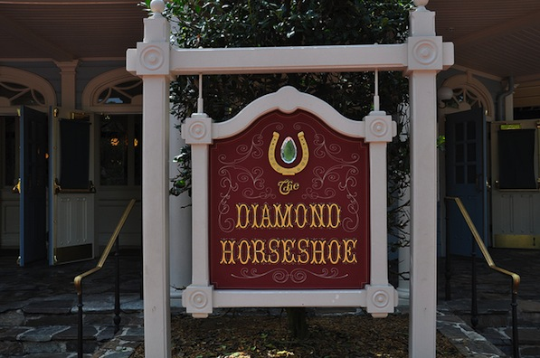 Reviews of The Diamond Horseshoe