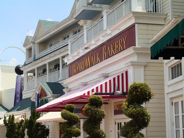 Reviews of Boardwalk Bakery - Disney's Boardwalk Resort