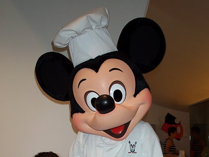 Reviews of Chef Mickey's - Disney's Contemporary Resort