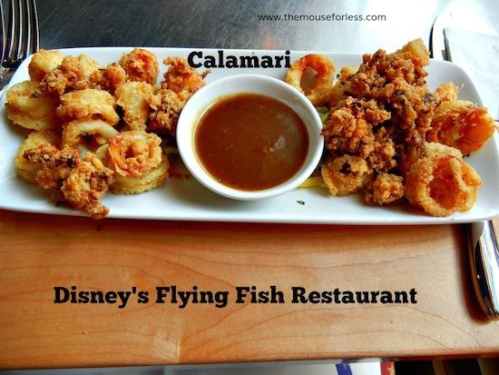 Flying fish cafe menu for Flying fish menu