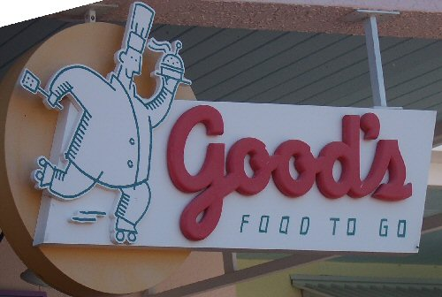 Reviews of Good's Food To Go at Disney's Old Key West Resort