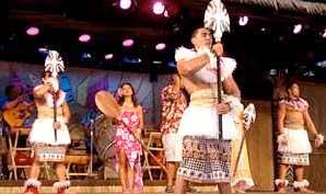 Reviews of Disney's Spirit of Aloha Dinner Show at Disney's Polynesian Resort