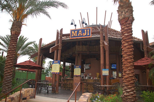 Reviews of Maji Pool Bar - Disney's Animal Kingdom Villas