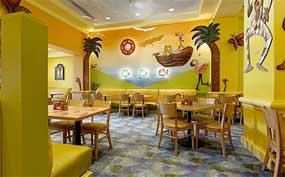 Reviews of Fresh Picabu's Buffeteria - Disney World Dolphin Hotel