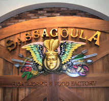 Reviews of Sassagoula Float Works and Food Factory at Disney's Port Orleans French Quarters