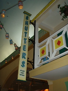 Reviews of Shutters at Old Port Royale Food Court - Disney's Caribbean Beach Resort