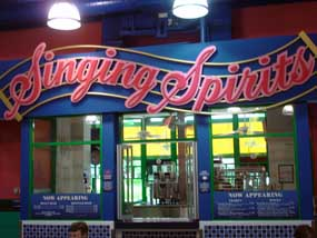 Reviews of Singing Spirits Pool Bar - All Star Music Resort