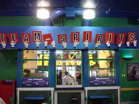 Reviews of Team Spirit Pool Bar Review - All Star Sports Resort