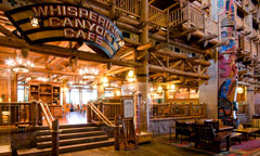 Reviews of Wispering Canyon Cafe at Disney's Wilderness Lodge