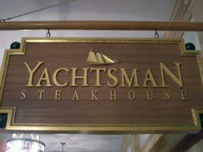 Reviews of Yachtsman Steakhouse at Disney's Yacht Club Resort