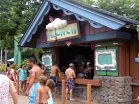 Reviews of Avalunch at Disney's Blizzard Beach