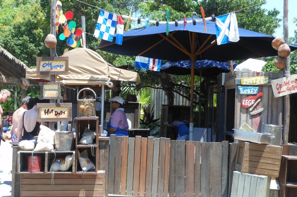 Reviews of Crush N Gusher Snack Stand at Disney's Typhoon Lagoon