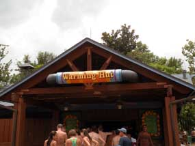 Reviews of Warming Hut at Disney's Blizzard Beach