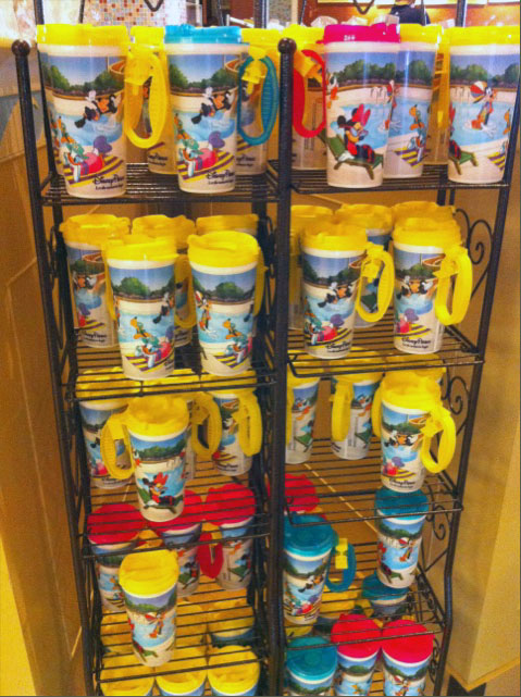 Refillable Mugs