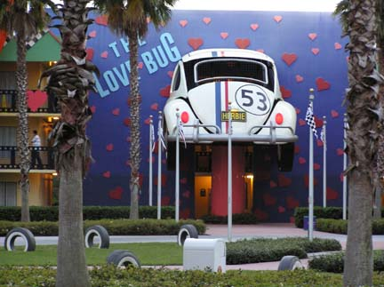 Herbie The Love Bug Icon