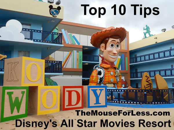 Disney's All Star Movies Resort Tips