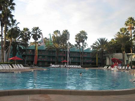 ASMU Pool