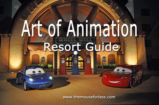 Disney's Art of Animation Resort Guide from themouseforless.com #DisneyWorld #Vacation