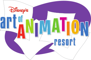 Art of Animation Resort Logo