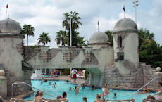 Caribbean Beach Resort Family Pool