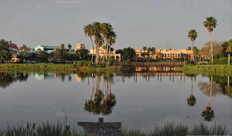 Lago Dorado Lake