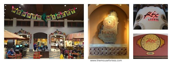Disney's Coronado Springs Resort Dining #DisneyDining #CoronadoSprings #WaltDisneyWorld