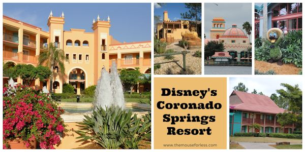Coronado Springs Resort #WaltDisneyWorld