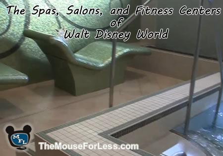 Walt Disney World Spas