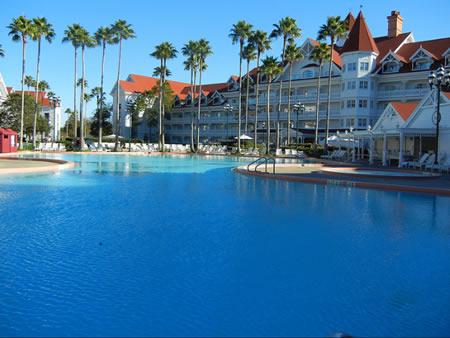 Grand Floridian Resort and Spa Top Ten Tips Pool