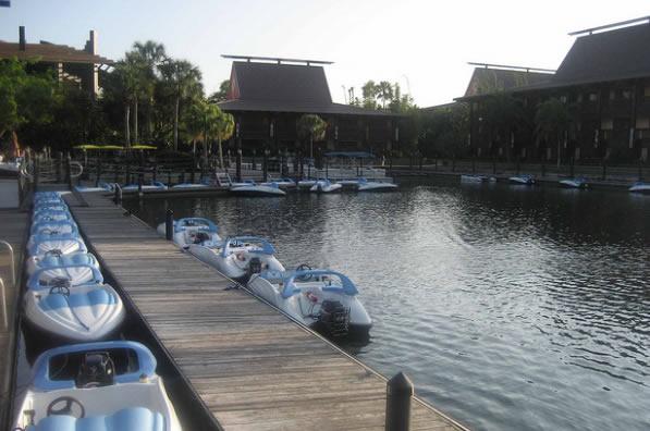Polynesian Marina