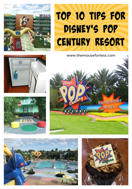 Disey's Pop Century Resort Tips
